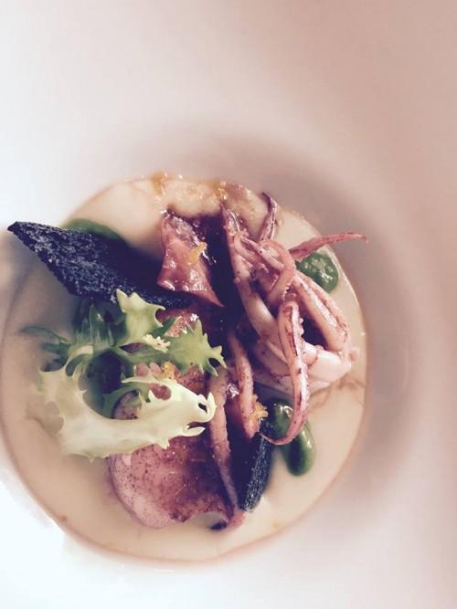 La Cantinella, calamaro e patate
