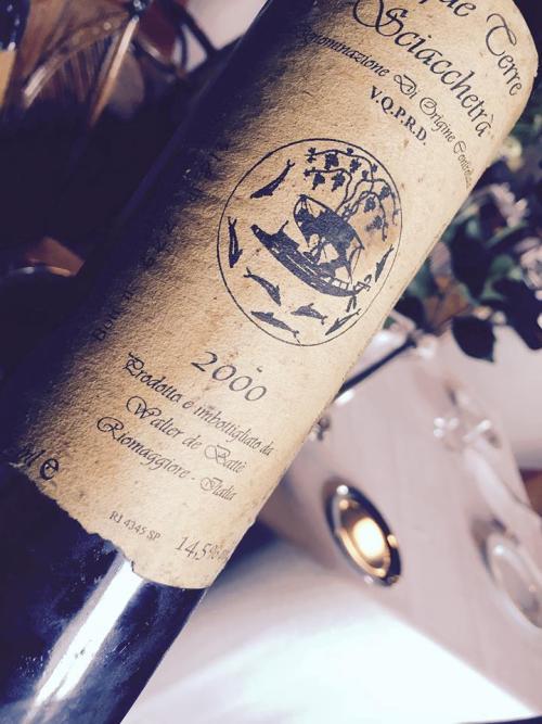 La Cantinella, il vino