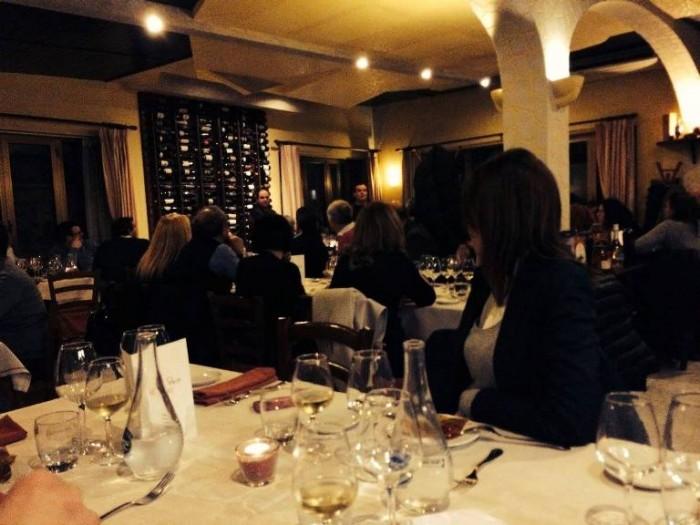 La Cena dell'Alleanza Slow Food tra cuochi e presidi dalla Famiglia Principe