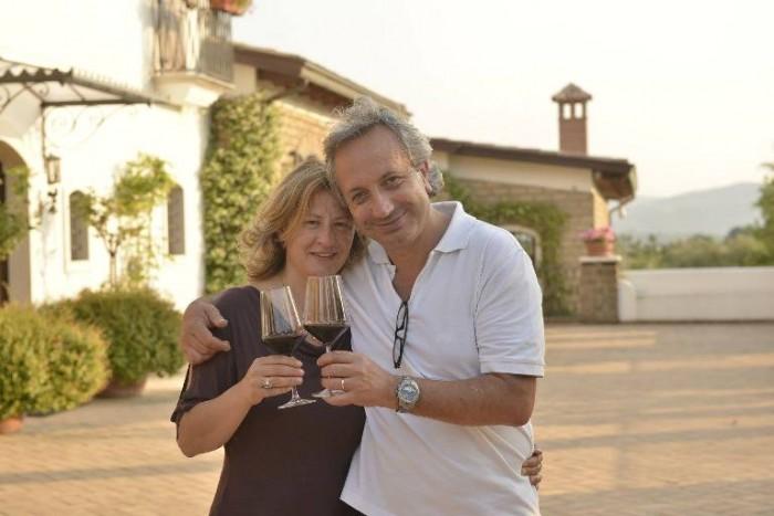Laura Di Marzio e Luigi Moio