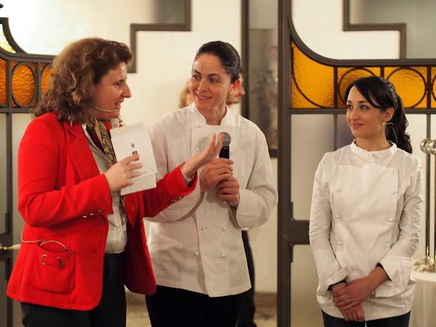 Laura Gambacorta, Rosanna Marziale e Amelia Falco