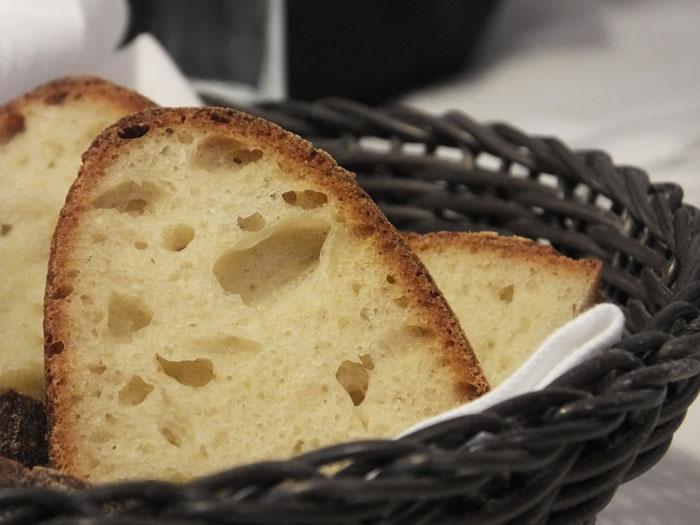 Le Antiche Sere, il pane di Nazario