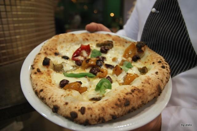 Le Parule Giuseppe  Pignalosa  Pizza  le parule