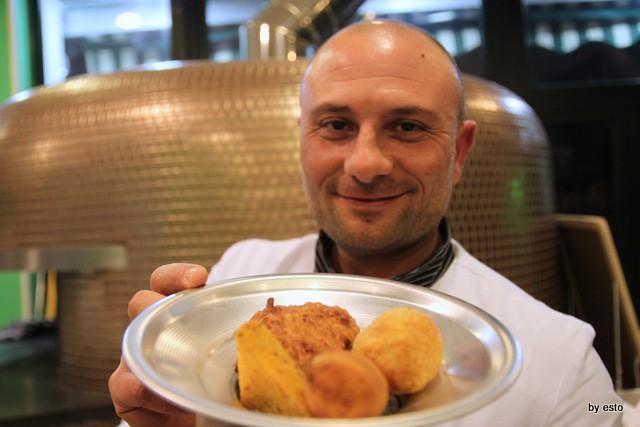 Le Parule Giuseppe Pignalosa   e i fritti