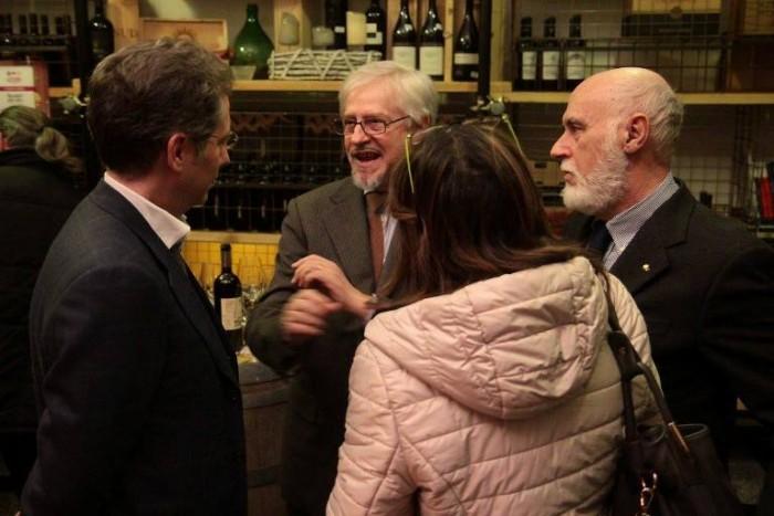 Leonardo Manganelli, Damiano Ventrelli con Stefano Garofano
