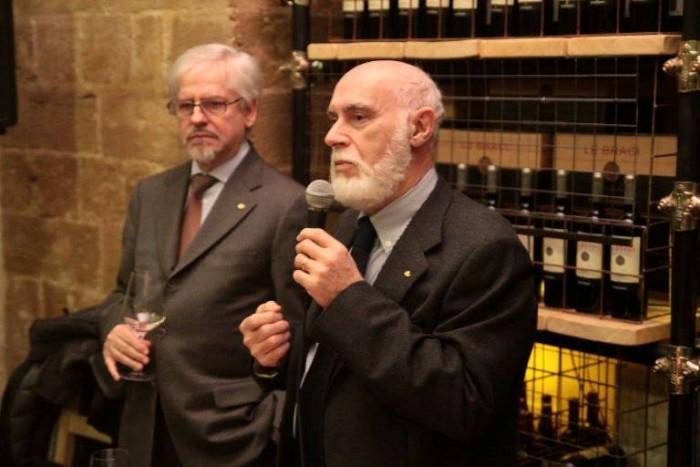 Leonardo Manganelli e Damiano Ventrelli