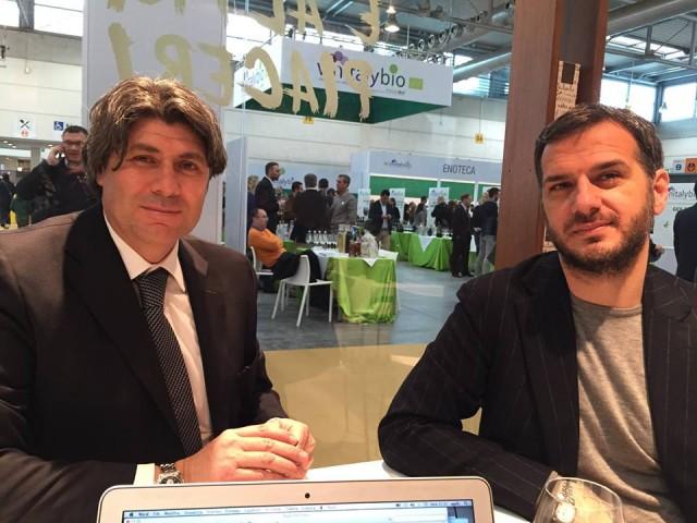 Lorenzo Marra e Alessandro Calabrese