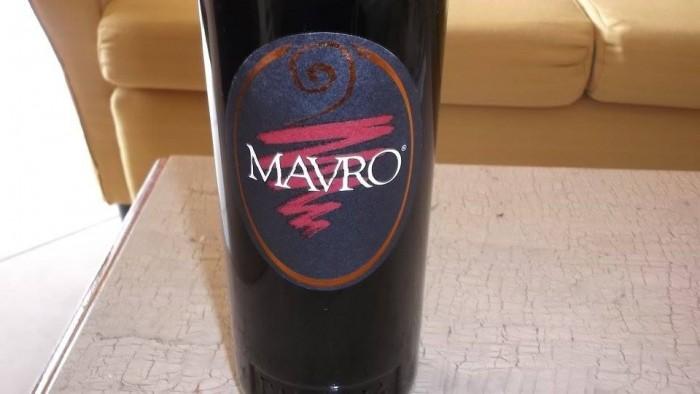Mavro Salento Rosso Igp 2013 Palamà