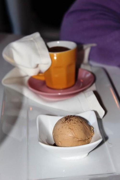 Oasis  Antichi Sapori, caldo freddo di gianduia e caffè
