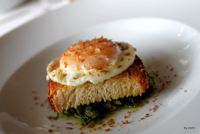 Oasis Vallesaccarda l'uovo