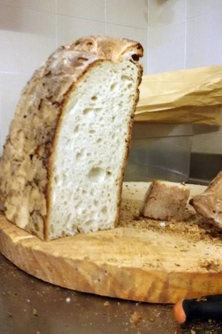 Peppe Zullo, il pane di Orsara