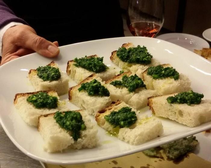 Peppe Zullo, pane e marasciuolo