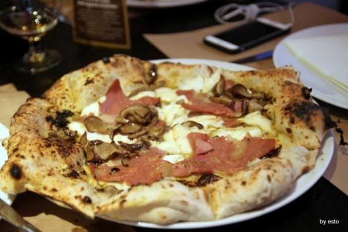 Pizza Selvaggia di Ciro Casale