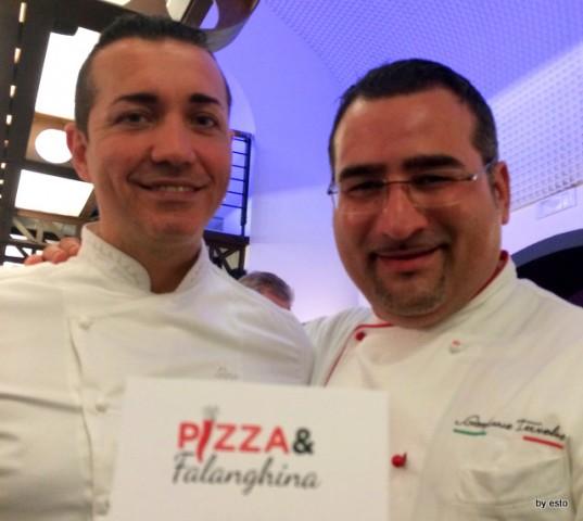 Pizza e Falanghina del Sannio Gino Sorbillo e Gianfranco Iervolino