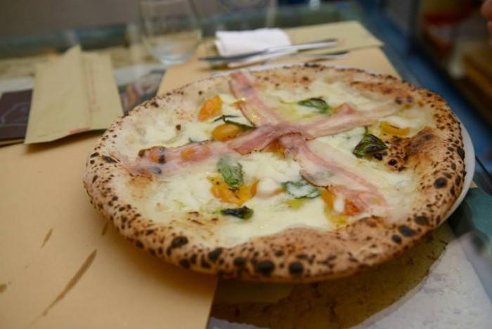 Pizzeria Mangiafoglia, la Gialla