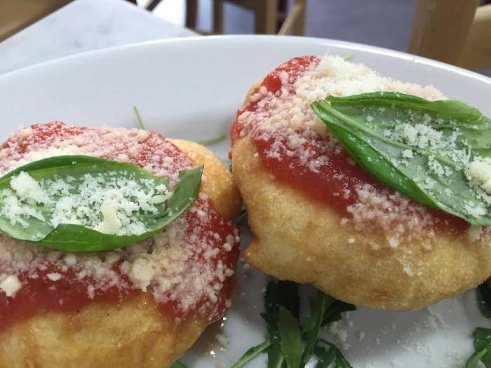 Pizzeria Oliva, le montanare