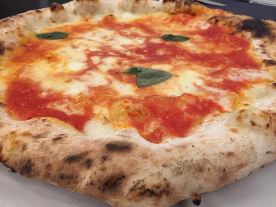 Pizzeria Resilienza, margherita