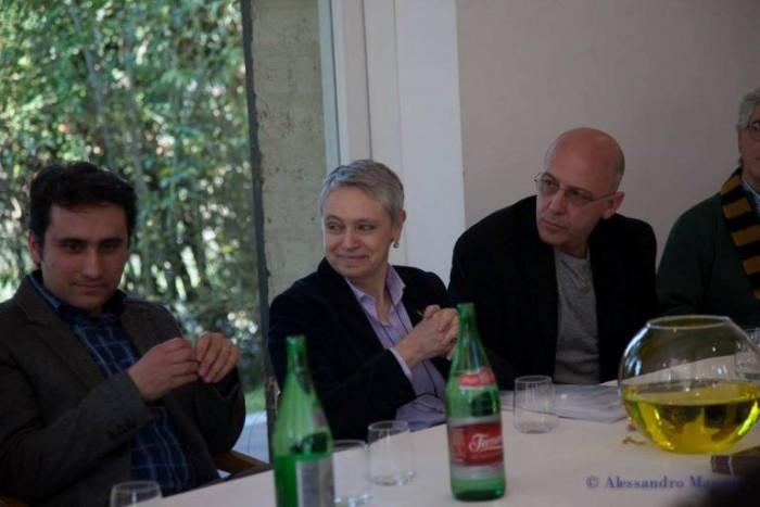 Racconti di Terra, Manuel Lombardi, Manuela Piancastelli, Franco Pepe