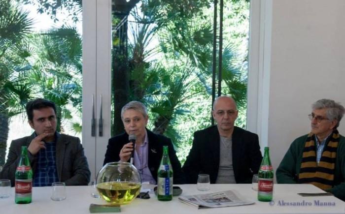 Racconti di Terra, Manuel Lombardi, Manuela Piancastelli, Franco Pepe, Antonio Buono