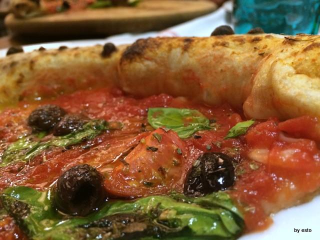 Salvatore Impero, Marinara con olive