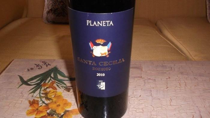 Santa Cecilia Noto Doc 2010 Planeta