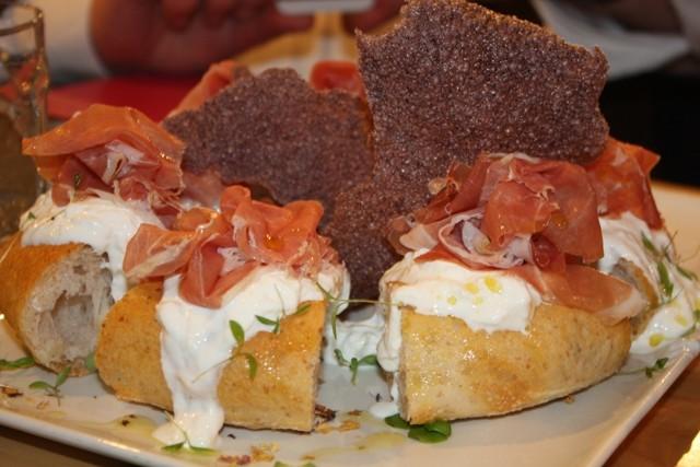 Saporè: Aria di pane