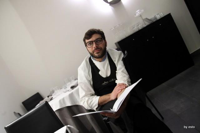 Tabernola Il Clanio Angelo Fabozzo  il menu