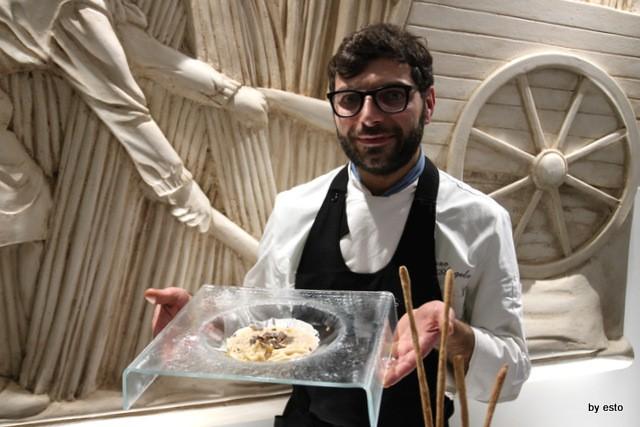 Tabernola Il Clanio Angelo Fabozzo pasta fagioli e castagne