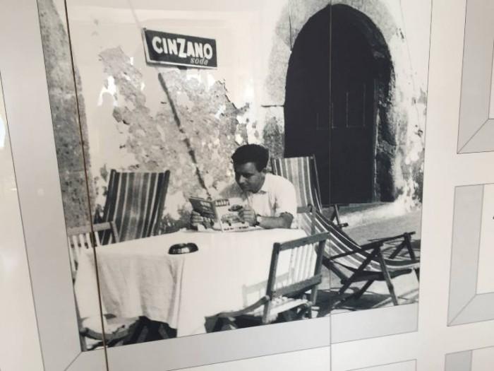 Taverna del Capitano, Salvatore Caputo in una foto anni '50