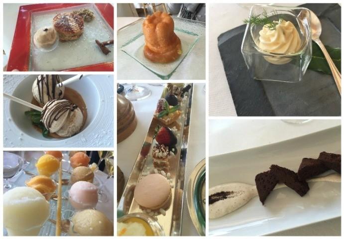 Taverna del Capitano, i dessert
