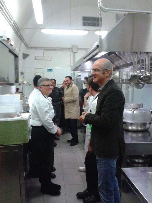 Umami, gli chef in cucina