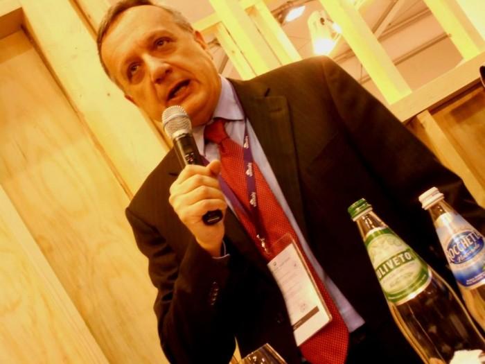 Umberto Gambino, giornalista Rai e titolare della testata on -line Wining