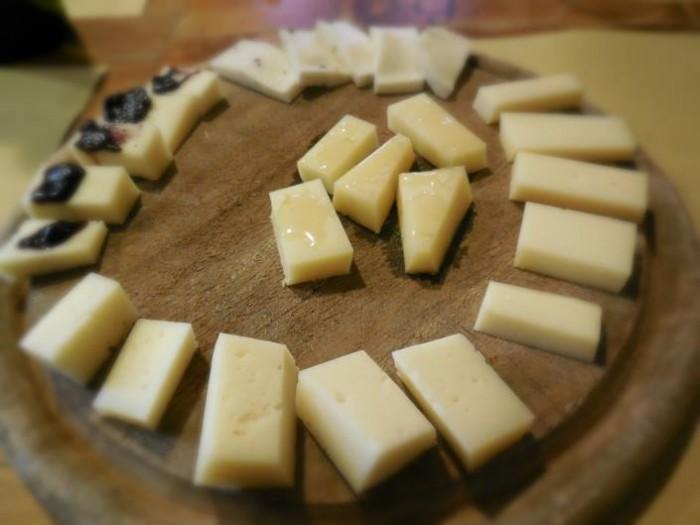 Vecchio Mulino, formaggi