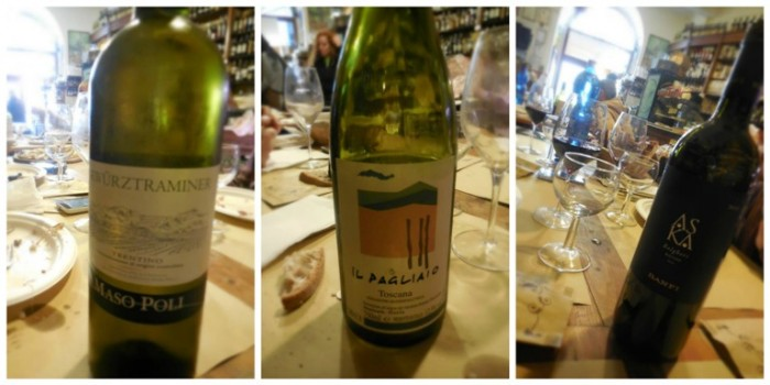 Vecchio Mulino, i vini