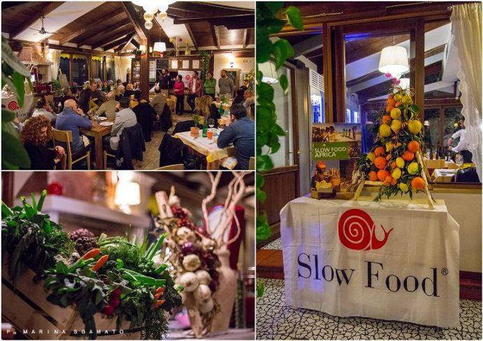 Viaggiatori Slow, prodotti e produttori che hanno preso parte alla serata
