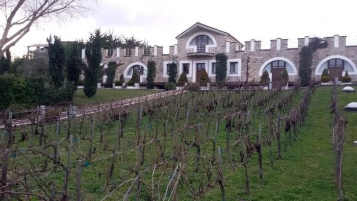 Villa Jamele, le camere di Piano Paradiso