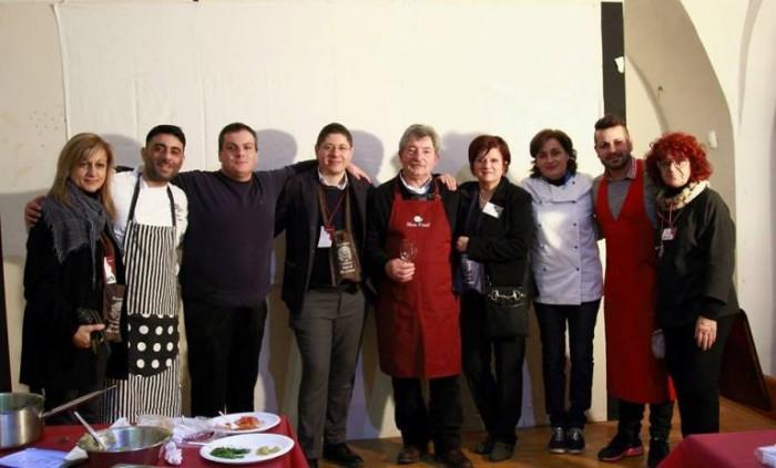 Vitigno & Terroir, il gruppo della sesta edizione - foto di  di Mariana Silvana Dedu