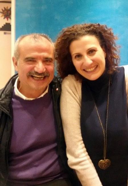 con Peppe Zullo