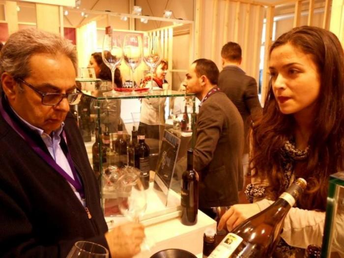 da sx, il giornalista Pasquale Porcelli e Serena Gaita