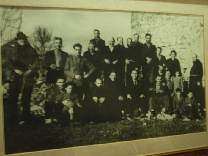 Boda de Ciondro, gli avi di Antonio