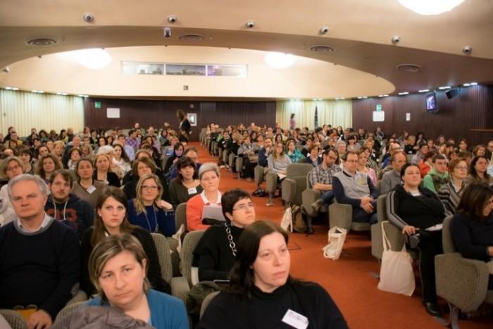 i partecipanti al corso di Iginio Massari