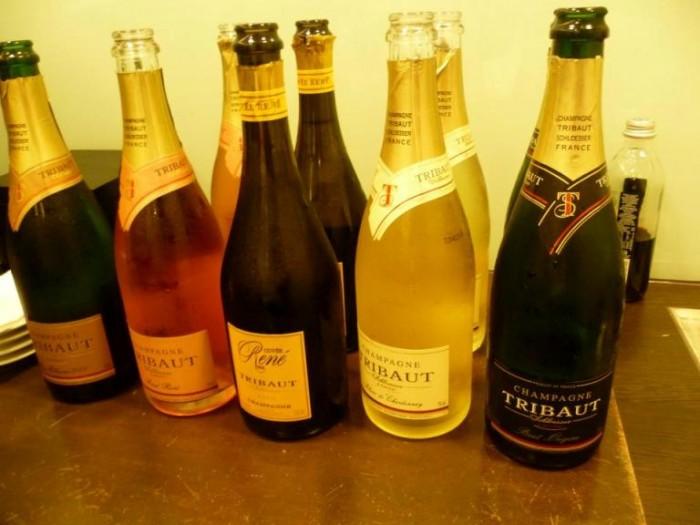 i vini di di Tribaut-Schloesser