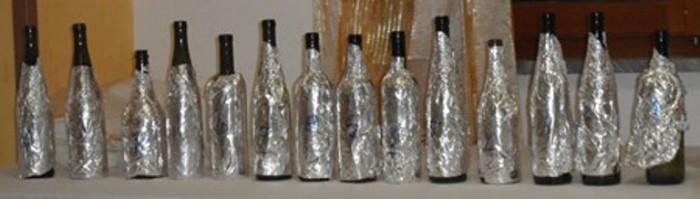 il Vermentino dei Colli di Luni, le bottiglie coperte