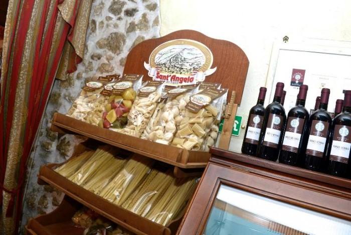 la pasta artigianale Sant'Angelo