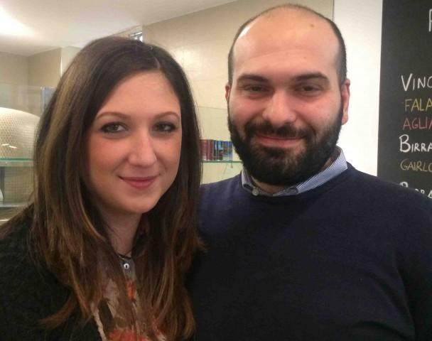 Pizzeria Resilienza, Gennaro e Luciana
