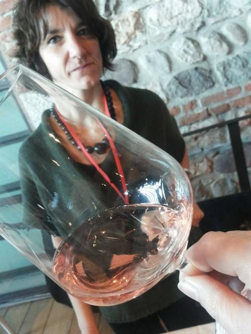 un rosato all'Anteprima Chiaretto e Bardolino 2014