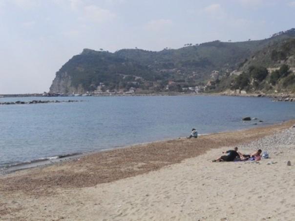 Agnone, la spiaggia