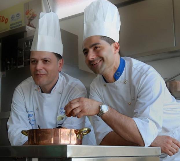 Aniello Di Caprio e Giuseppe Daddio