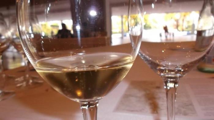 Champagne Bruno Paillard nel bicchiere