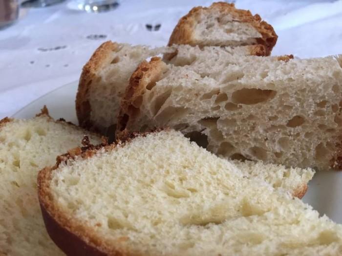 Da Peppe a Rotonda, il pane